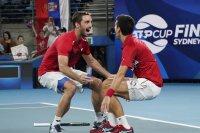 Стана ясен жребият за второто издание на ATP Cup
