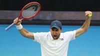 Квалификант отстрани поставения под №8 на Australian Open
