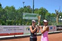 Топалова и Аршинкова са втори на двойки в Анталия