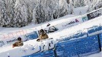 Обилен снеговалеж отложи първия старт на Световното по ски-алпийски дисциплини