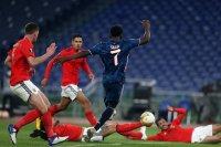 Два бързи гола между Бенфика и Арсенал запазиха интригата за реванша