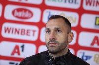 Петър Занев: Губим точки срещу непретенциозните отбори и това ни изяжда главата