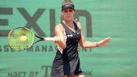 Гергана Топалова продължава след обрат в Анталия