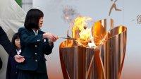Олимпийският огън потегля без публика