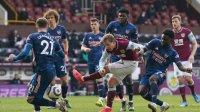 Арсенал затъва след 1:1 с Бърнли
