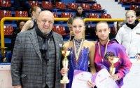 България със злато и сребро от международен турнир по фигурно пързаляне