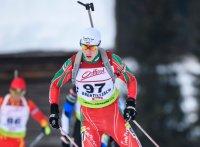 Благой Тодев 9-и в спринта на Световното за млади биатлонисти