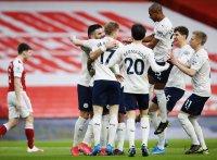 Манчестър Сити се нужадеше от малко повече от минута, за да пречупи Арсенал