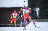 Благой Тодев 11-и на индивидуалното бягане на Световното по биатлон в Австрия