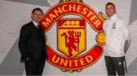 Дарън Флечър стана директор в Манчестър Юнайтед