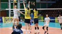 Хебър и Добруджа са на 1/2 финал за волейболната купа