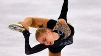 Брилянтна Александра Фейгин си осигури квота за Зимната Олимпиада в Пекин