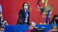 Мария Петрова: Радвам се, че БФХГ направиха голяма крачка напред към организирането на състезания