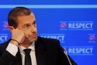 Чеферин: Решаваме за градовете домакини на Евро 2020 на 20 април