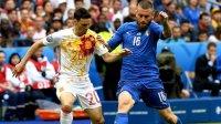 Де Роси идва в София с националния отбор на Италия