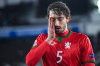 България остана без защита за мача със Северна Ирландия