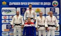 Борис Георгиев с титла от държавното по джудо