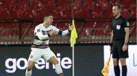 УЕФА обвини Сърбия и Португалия за непризнатия гол на Роналдо