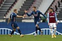 Арсенал със страхотно завръщане срещу Уест Хям