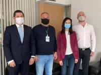 Еврокомисарят Мария Габриел ще е патрон на Европейското по таекуондо в София