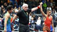 Георги Вангелов спечели олимпийска квота в свободната борба