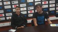 Лазаров и Донски приключиха за седмицата
