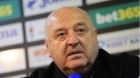 Венци Стефанов се изказа за формата на Първа Лига и отново захапа Краев