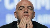 ФИФА отстрани временно прокурор поради оплаквания срещу него