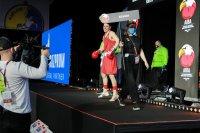 Красимир Джуров излиза за трета победа в Киелце днес