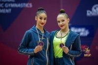 Воложанина и Брезалиева ще представят България на Световната купа в Ташкент