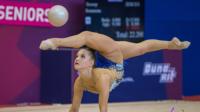 Воложанина е на финал на топка на Световната купа в Ташкент