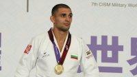 Ивайло Иванов загуби срещата за бронзовия медал в Лисабон
