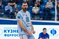 Страхотен Цветан Соколов изведе Динамо до титлата в Русия