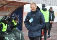 Дамбраускас: В първия мач с ЦСКА всички играха под средното ниво