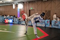 България остана без медал в първия ден на Европейското по таекуондо в София