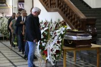 Футболна България се прости с легендарния Георги Димитров - Джеки
