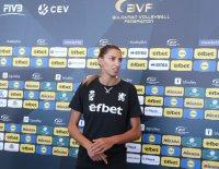 Елица Василева: Целта ни е да спечелим Златната лига