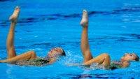 Александра Атанасова 11-а на европейското по артистично плуване в Будапеща