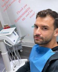 Григор Димитров е готов да се върне на корта