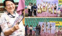 Гимнастичката Рейчъл Стоянов със специален приз от Кракра Къп
