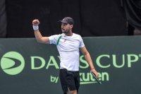 Кузманов победи №175 в света и се класира за втория кръг на Чалънджър в Италия