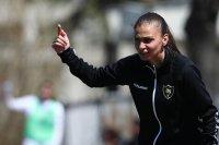 Женският ни национален отбор по футбол с нов наставник