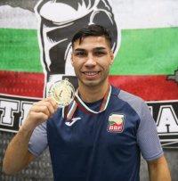 Даниел Асенов: Целта е олимпийската титла