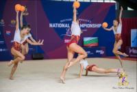Ансамбълът ни поведе в многобоя Световната купа в Баку