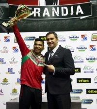 Даниел Асенов донесе злато за България от силния боксов турнир в Белград