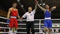 Рами Киуан открива програмата на българските боксьори в Белград