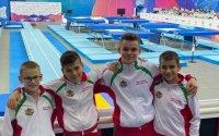 България е във финала на европейското по батут