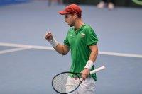 Нова двусетова победа прати Адриан Андреев на 1/4-финал в Анталия
