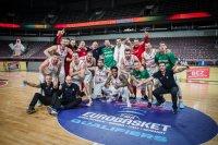 България ще научи утре имената на съперниците си за ЕвроБаскет 2022