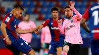 Барселона проправи път на Атлетико към титлата в Ла Лига